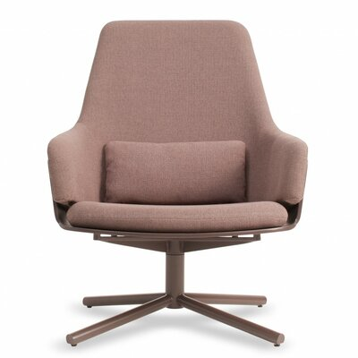 Lock Lounge Chair Upholstery: Condit Dusk