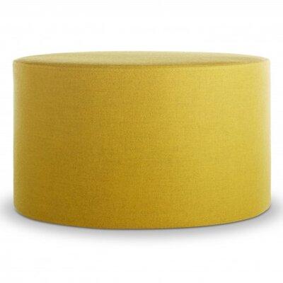 Bumper Large Ottoman Body Fabric: Thurmond Citron