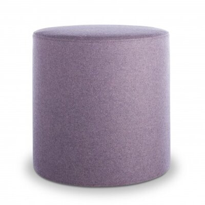 Bumper Small Ottoman Upholstery: Lilac