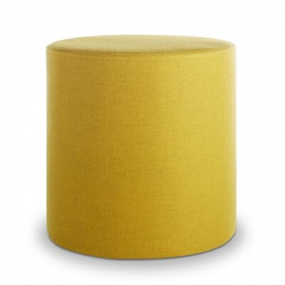 Bumper Small Ottoman Upholstery: Citron