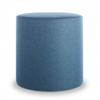Bumper Small Ottoman Body Fabric: Marine Blu