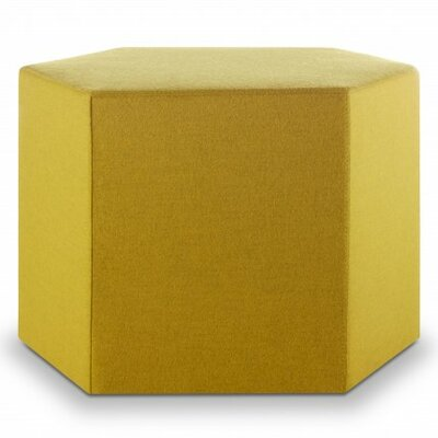 Hecks Ottoman Body Fabric: Thurmond Citron