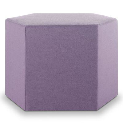 Hecks Ottoman Body Fabric: Thurmond Lilac