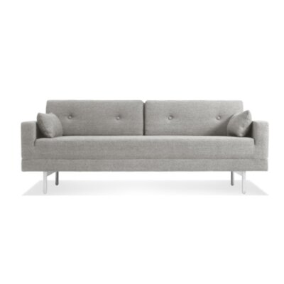 One Night Stand Sleeper Sofa Upholstery: Edwards Light Grey