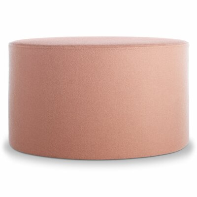 Bumper Large Ottoman Body Fabric: Thurmond Blush
