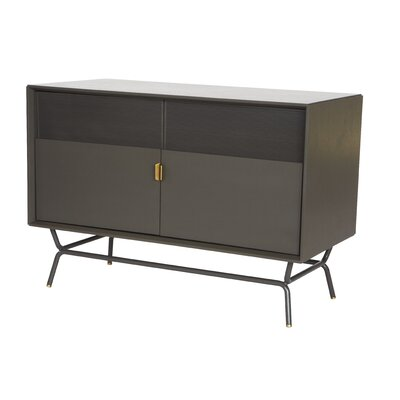 Dang 42 TV Stand Color: Risk Averse Grey