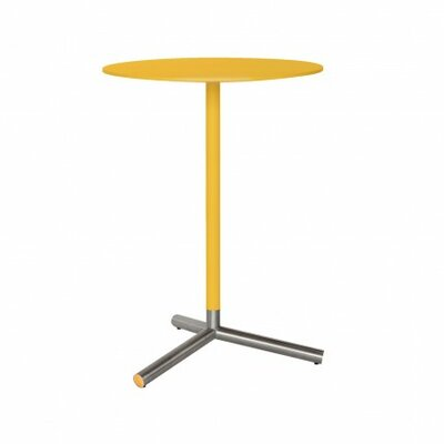 Sprout Pub Table Finish: Yellow