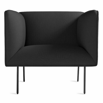 Dandy Armchair Body Fabric: Libby Charcoal