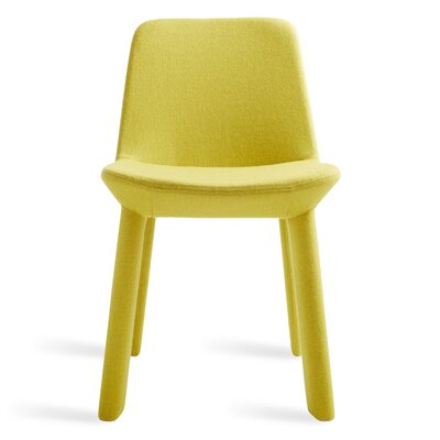 Neat Dining Chair Body Fabric: Citron