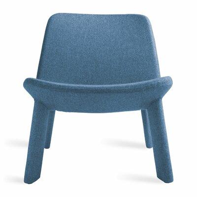 Neat Lounge Chair Body Fabric: Thurmond Marine Blue