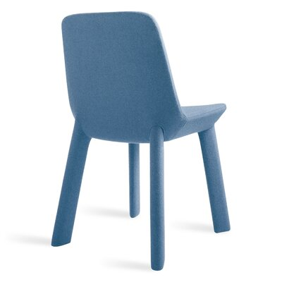 Neat Dining Chair Body Fabric: Marine Blue