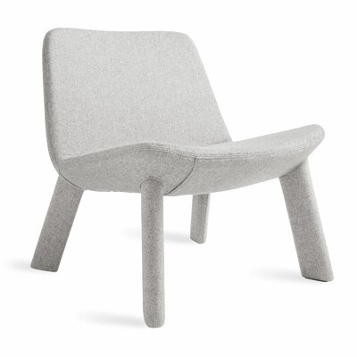 Neat Lounge Chair Body Fabric: Thurmond Light Gray