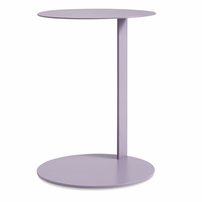 Note Side Table Color: Lilac