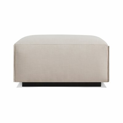 Cleon Ottoman Body Fabric: Craig Sand