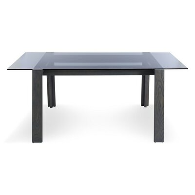 Lake Overhang Dining Table Size: 29 H x  95 W x 33 D