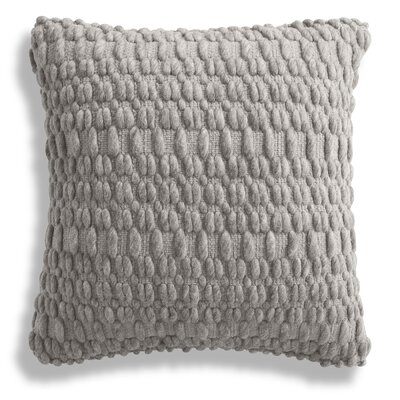 Gam Gam Pillow Color: Light Gray/Heathered Gray