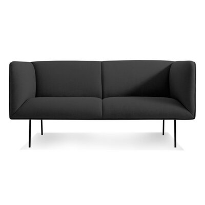 Dandy Studio Sofa Body Fabric: Fabric - Libby Charcoal