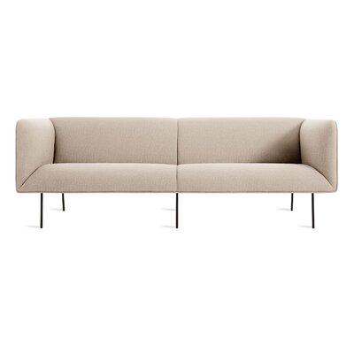 Dandy 96 Sofa Body Fabric: Fabric - Oatmeal