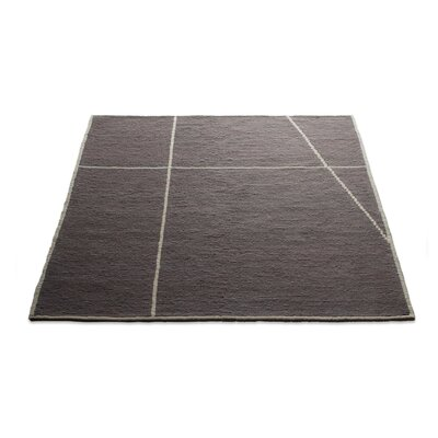 Collet Hand-Woven Wool Dusk Area Rug Rug Size: 8 x 10