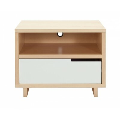 Modu-Licous Bedside Table Color: Maple