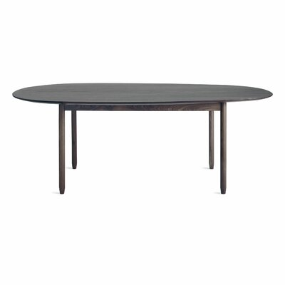 Swole Dining Table Frame Color: Smoke