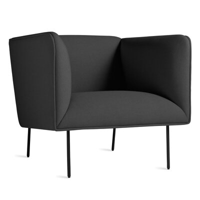 Dandy Armchair Body Fabric: Fabric - Libby Charcoal