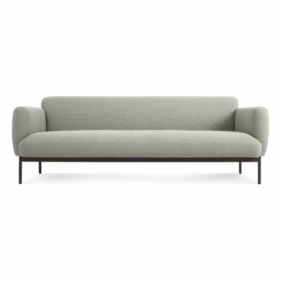 Puff Puff Sofa Body Fabric: Edwards Light Grey