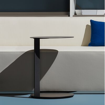 Note Side Table Color: Black