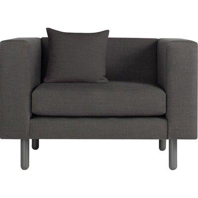 Mono Armchair Upholstery: Slate Grey
