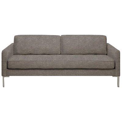 Paramount Sofa Body Fabric: Ash