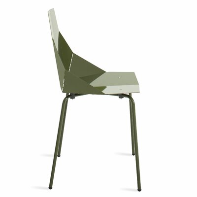 Real Good Chair Color: Olive