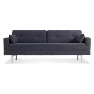 One Night Stand Sleeper Sofa Body Fabric: Edwards Navy