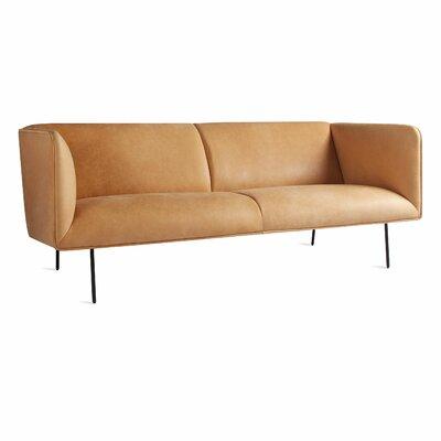 Dandy Sofa Body Fabric: Camel Leather