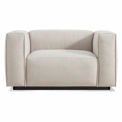 Cleon Armchair Upholstery: Craig Sand