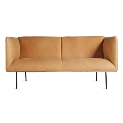 Dandy Studio Sofa Body Fabric: Camel Leather