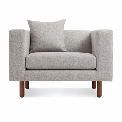 Mono Armchair Upholstery: Spitzer Grey