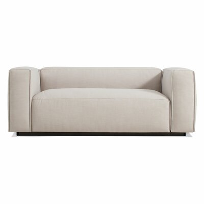 Cleon Armed Sofa Body Fabric: Craig Sand