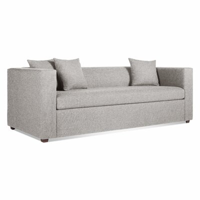 Mono Sleeper Sofa Body Fabric: Spitzer Gray