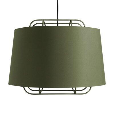 Perimeter Large Pendant Shade Color: Olive