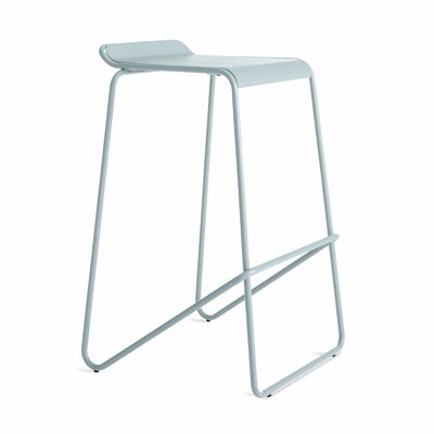 Ready Stacking Barstool Frame Color: Breezy Blue