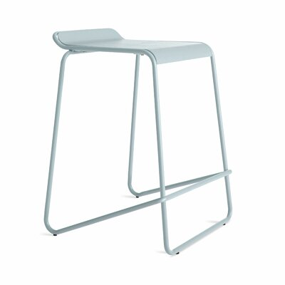 Ready Stacking Counter Stool Frame Color: Breezy Blue