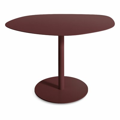 Swole Medium Table Color: Oxblood