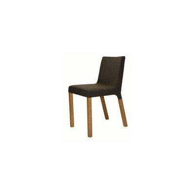 Low Price Blu Dot Knicker Side Chair Upholstery: Dark Roast