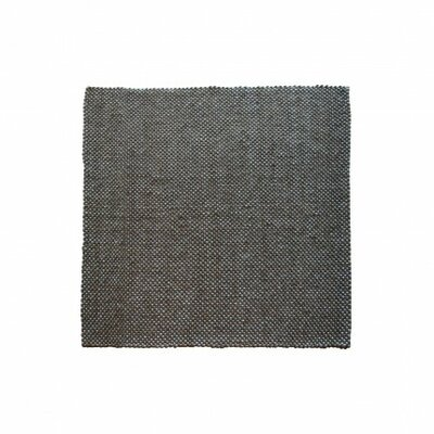 Dash Brown / Blue Rug Rug Size: Square 9