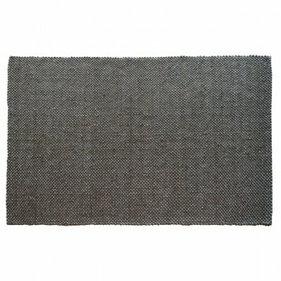 Dash Hand Woven Cotton Brown Area Rug Rug Size: Rectangle 6 x 9