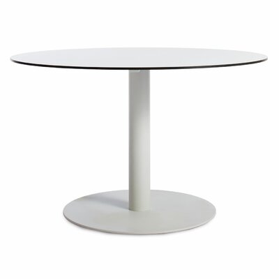 Skiff Outdoor Caf� Table Table Size: Large