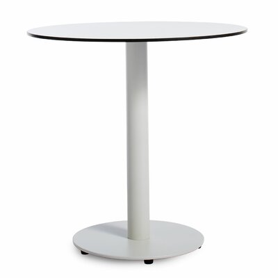 Skiff Outdoor Caf� Table Table Size: Small