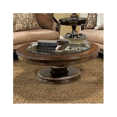 Cosenza Coffee Table Color: Ravina Silver