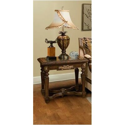 Saveria End Table