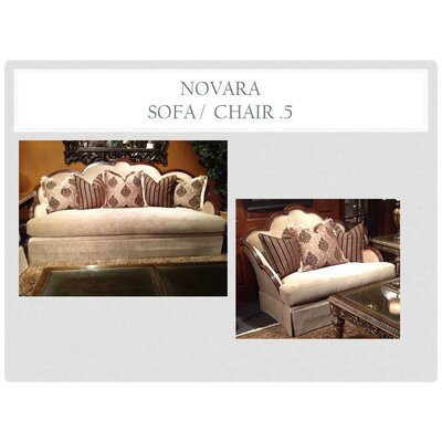 Novara 2 Piece Living Room Set